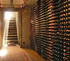 Wine Cellar in Corfu
